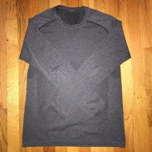 Men's Lululemon Gray Long Sleeve Shirt
